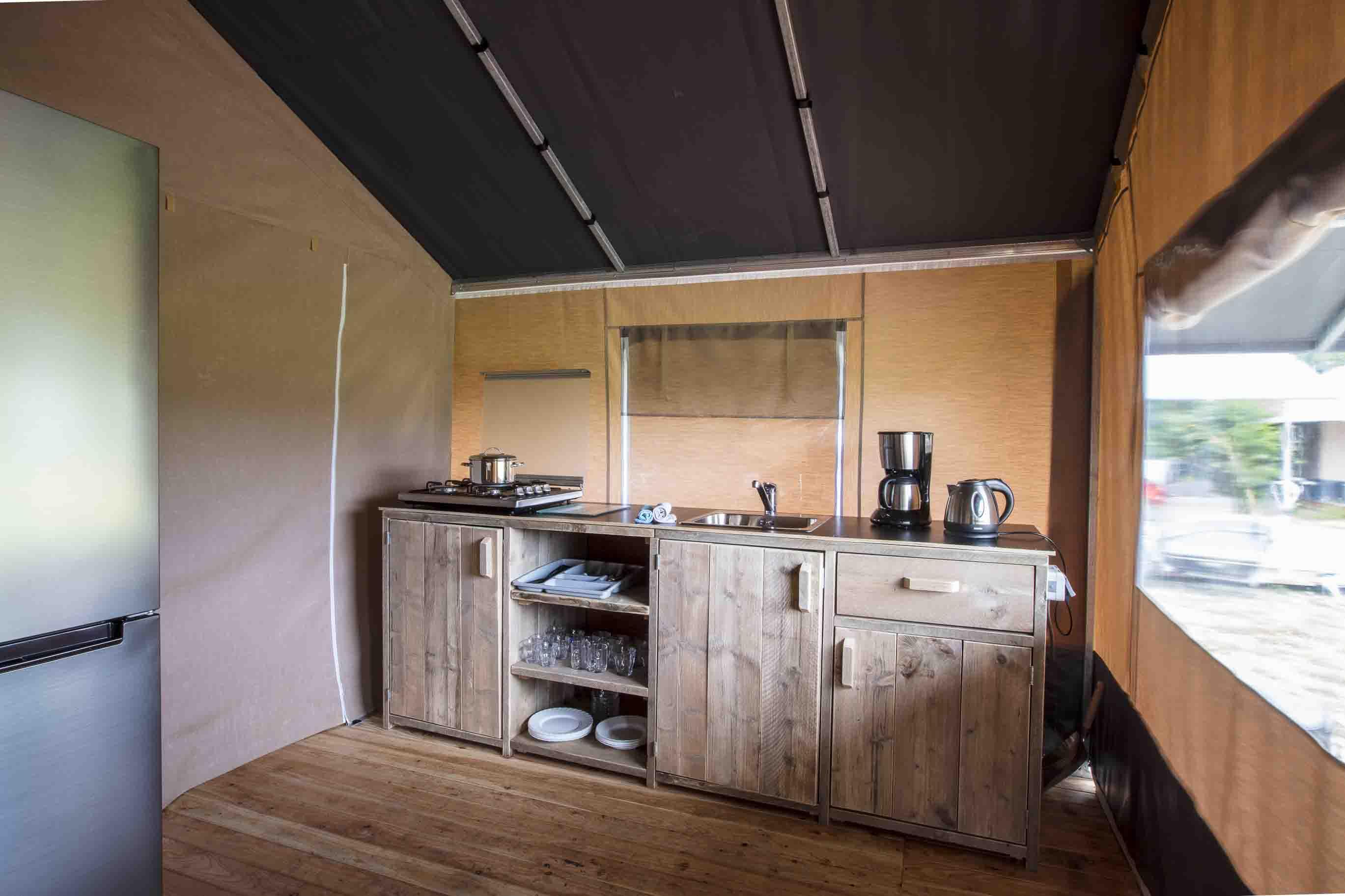 Glamping De Kooiplaats Schiermonnikoog